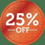 Voyced 25% Off