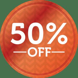 Voyced 50% Off